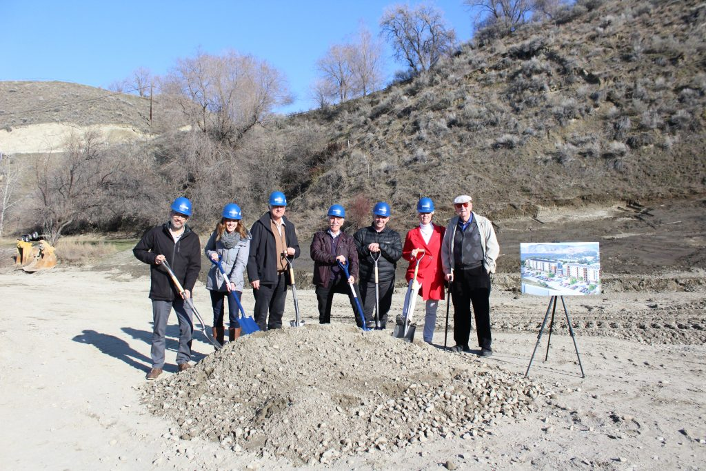 Skaha Shores Groundbreaking
