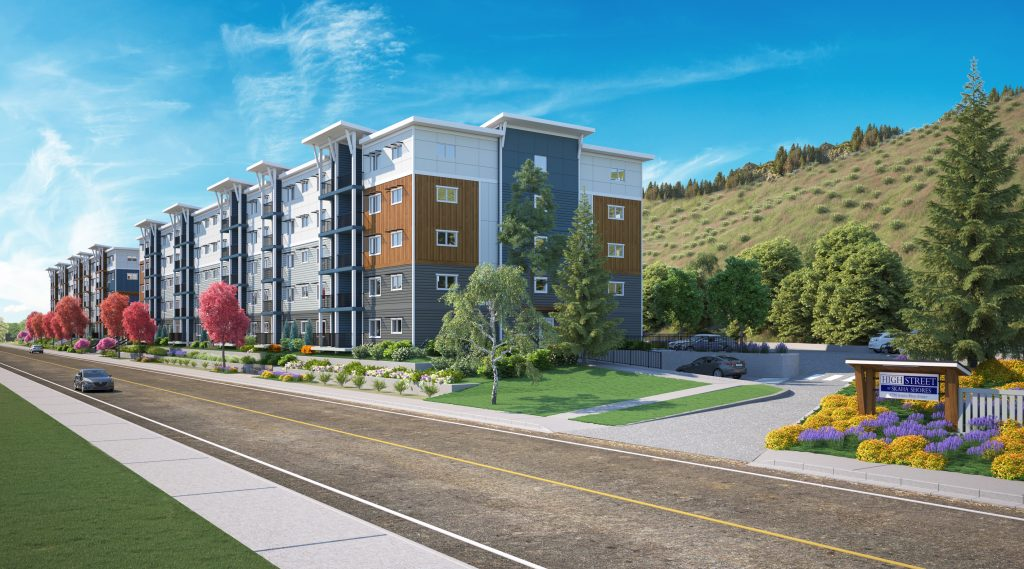 Skaha Shores Rendering 2